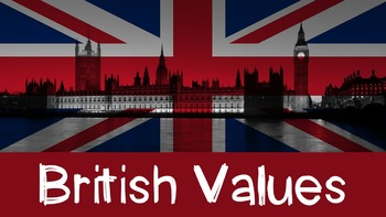 British Values PowerPoint Presentation for Young Children