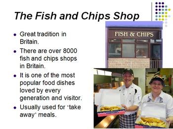 British food and drink