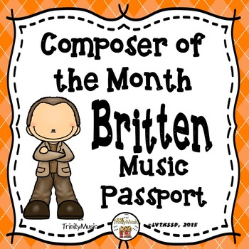 Britten Passport (Composer of the Month)