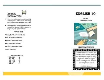 Brochure Syllabus