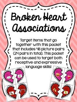 Broken Heart Associations