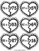 Broken Hearts Addition Puzzle {+1 +2 +3 Sums to 99}