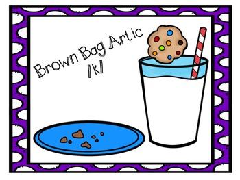 Brown Bag Artic /k/