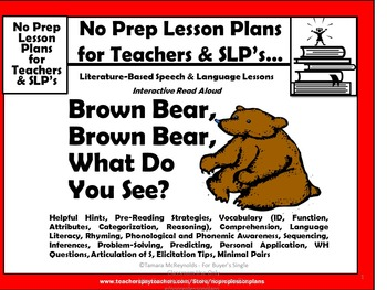 Interactive Guided Reading Lesson Plan-Daily or Weekly-Bro