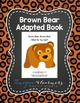 Brown Bear Theme Bundle: 11 Brown Bear Themed Products