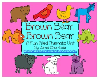 Brown Bear and Friends