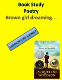 Brown Girl Dreaming Book Study