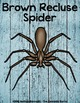 Brown Recluse Spider Research Bundle  {Anchor Chart, Repor