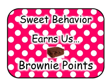 Brownie Points Incentive Board