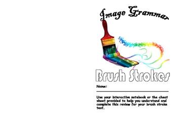 Brush Stroke Review Booklet
