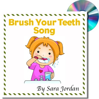 Brush Your Teeth (Stamp Out Plaque) - MP3 Song with Lyrics