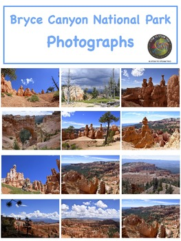 Geography and Landforms: Bryce Canyon Photos