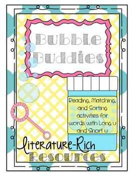 Bubble Buddies: Literature-Rich Resources to Review Short
