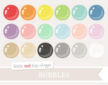Bubble Clipart; Bathroom