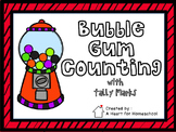 Bubble Gum Counting with Tally Marks