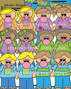 Bubble Gum Kids