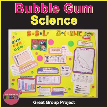 Bubble Gum Science