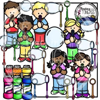 Bubble Clipart Bundle