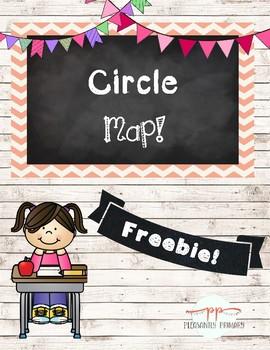 Bubble Map Freebie