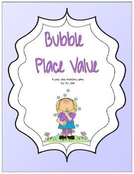 Bubble Place Value