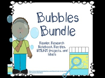 Bubbles Bundle Print and Go!