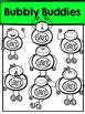 Bubbly Buddies Clipart