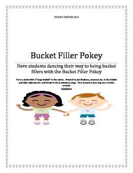 Bucket Filler Pokey