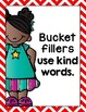 Bucket Filler Posters- Primary Chevron