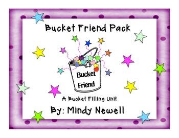Bucket Filler Bucket Friend Pack