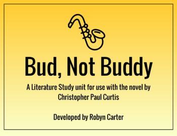 Bud, Not Buddy: A Literature Study Unit