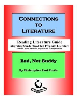 Bud, Not Buddy-Reading Literature Guide