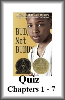 Bud, Not Buddy - Free Quiz from A+ Literature Guides - Com