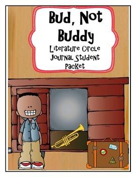 Bud, Not Buddy Literature Circle Journal Student Packet