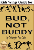BUD NOT BUDDY (Newbery Medal) PLUS 3 Great Amazing Depress