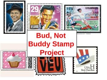 Bud, Not Buddy Stamp Essay
