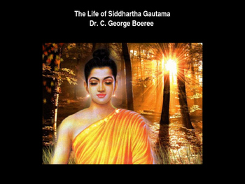 Buddhism and Life of the Buddha Power Point