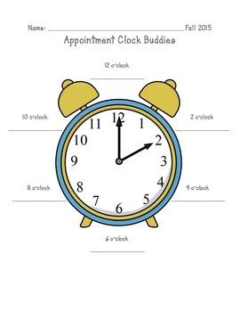 Buddy Clock