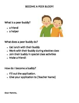 Buddy Program Starter Kit