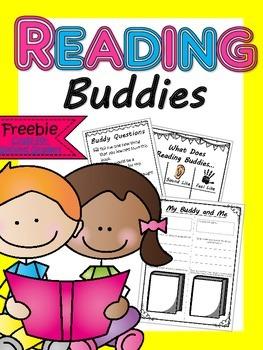 Buddy Readers Freebie!