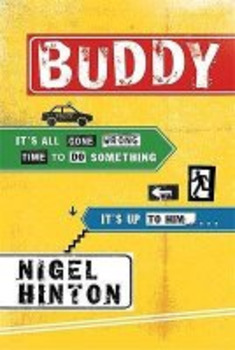 Buddy by Nigel Hinton - Differentiated Vocabulary Puzzles