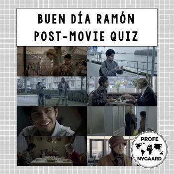 Buen Día Ramón Post-Movie Quiz
