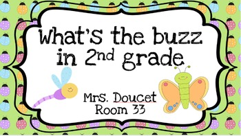 Bug Open House Powerpoint