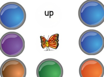 Bug in a Rug Editable for Smartboard