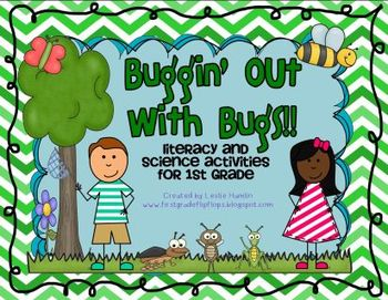 Buggin' Out with Bugs!