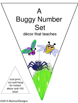 Buggy 100's Chart Numbers