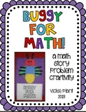 Buggy For Math {A Math Craftivity}