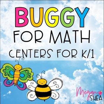 Buggy For Math Centers. Common Core Math Centers for Kinde