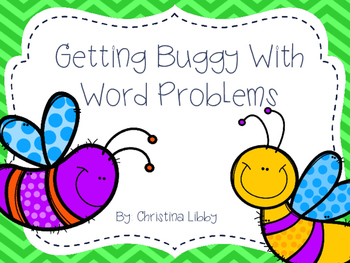Getting Buggy With Word Problems