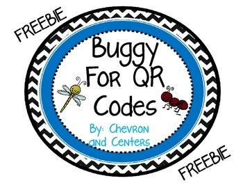 Buggy for QR Codes