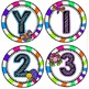 Bugs, Bugs, Bugs! Birthday Bulletin Board Pack *Colorful S